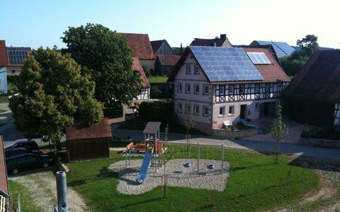 Biolandhof Korn u. Gasthaus Zur Krone