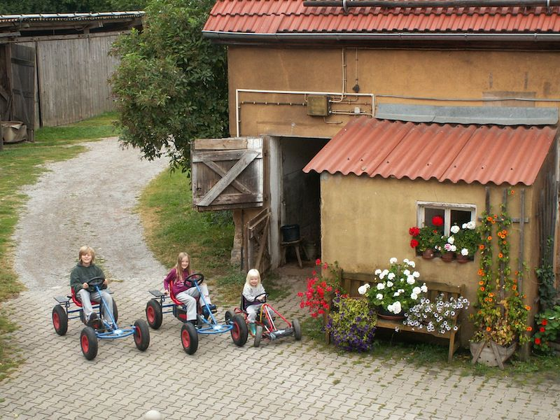 Ökohof Familie Barthel
