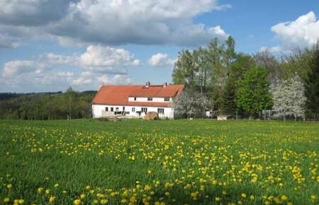 Milchschafhof Bärenstein